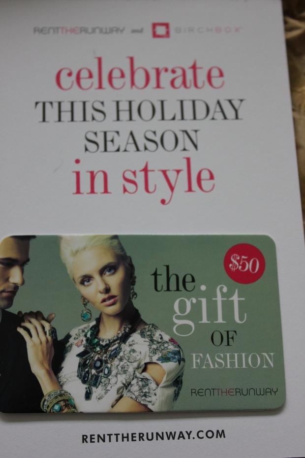$50 off dress rental of $125 or more. Renttherunway.com